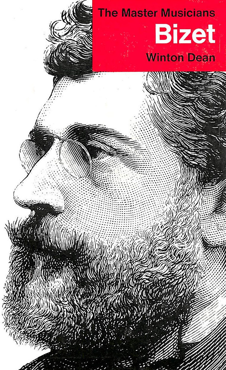 Image for Bizet (The Master Musicians S.)