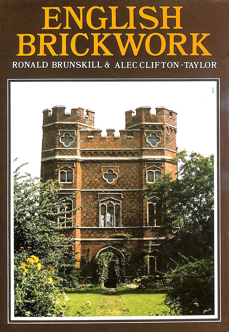 Image for English Brickwork (A Hyperion Book)