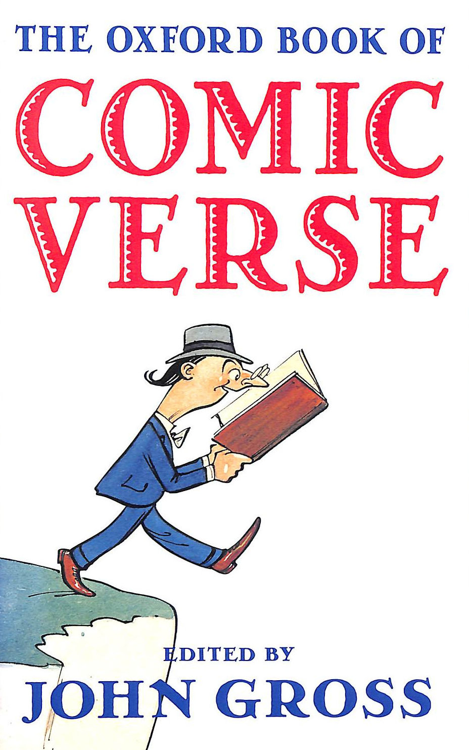 Image for The Oxford Book Of Comic Verse