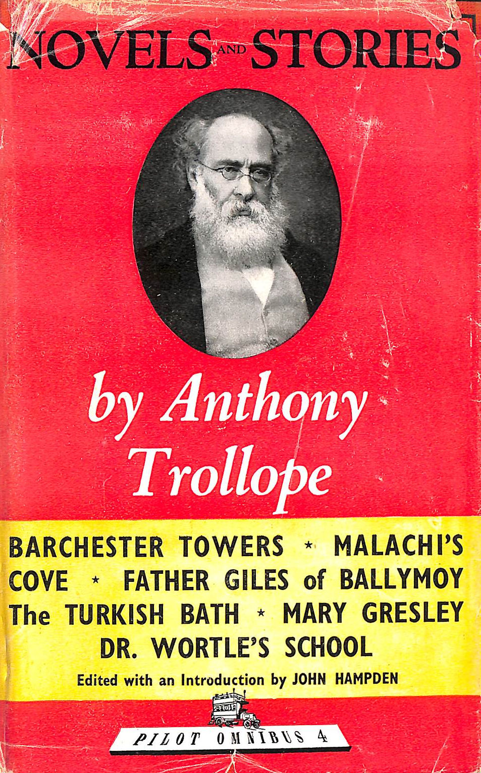 Image for Novels And Stories By Anthony Trollope Barchester Towers Malachi's Cove The Turkish Bath Mary Gresley Father Giles Of Ballymoy Dr Wortle's School
