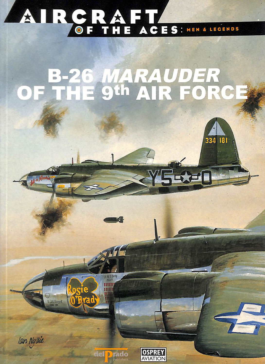 Image for B-26 Marauder Of The 9Th Air Force
