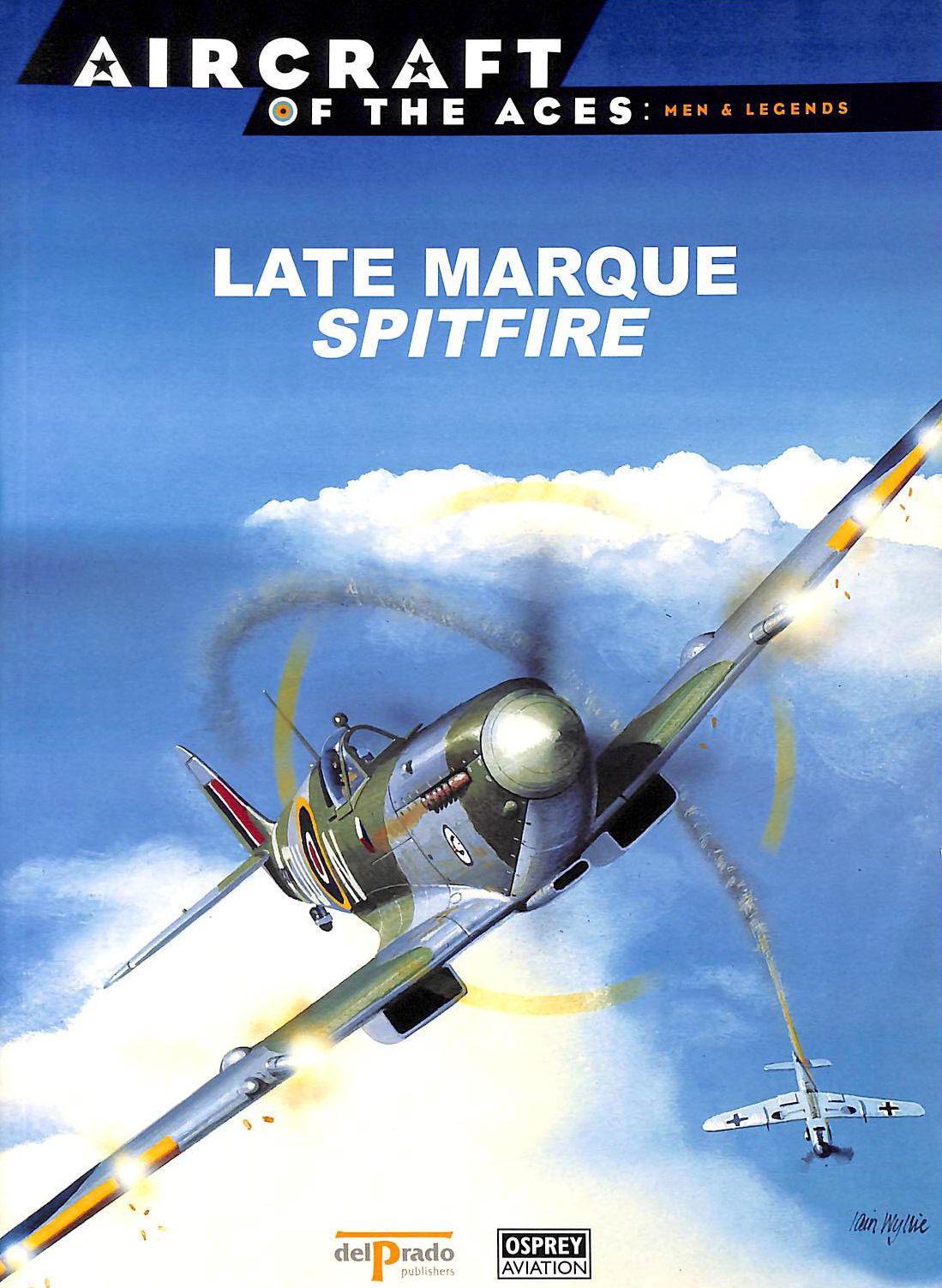 Image for Late Marque Spitfire