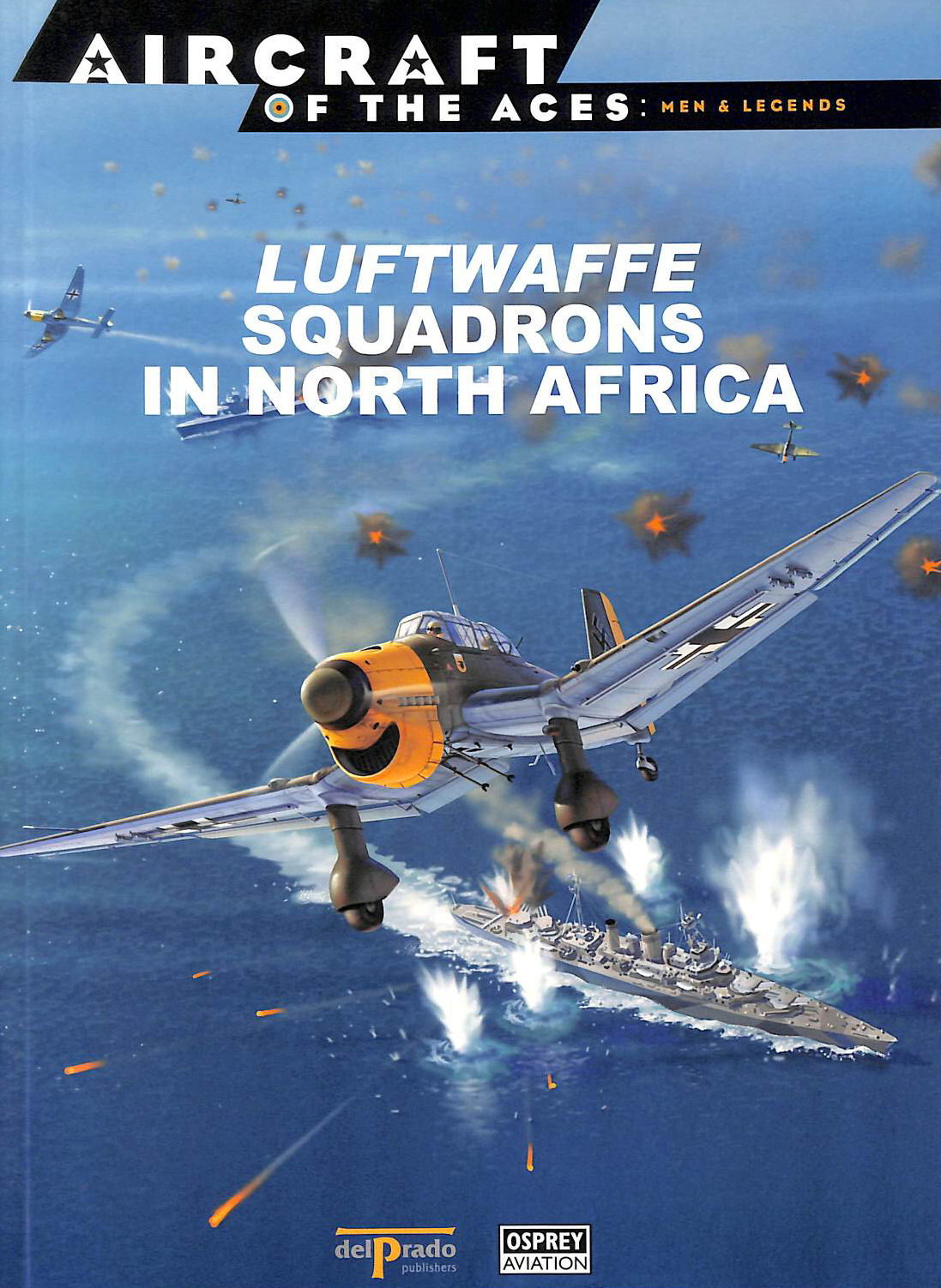 Image for Luftwaffe Squadrons In North Africa