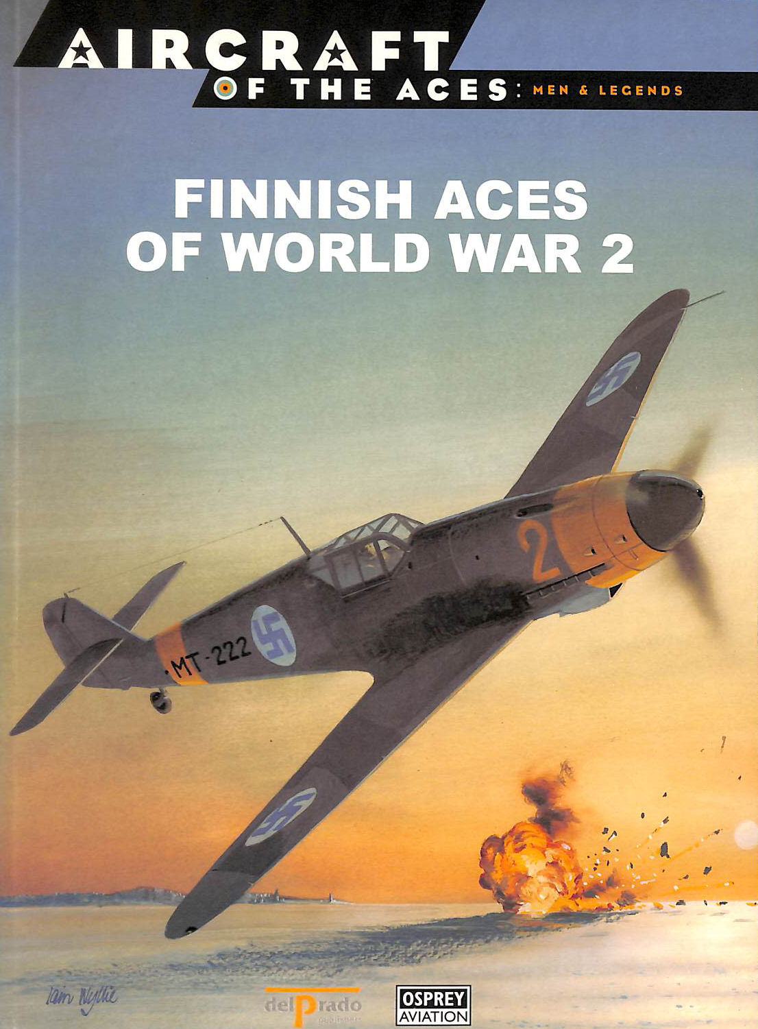 Image for Finnish Aces Of World War 2 (Aircraft Of The Aces: Men & Legends 32)