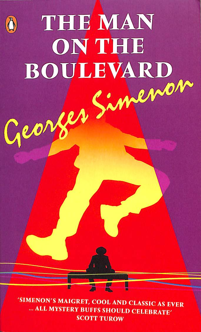 Image for The Man On The Boulevard (Penguin Red Classics)