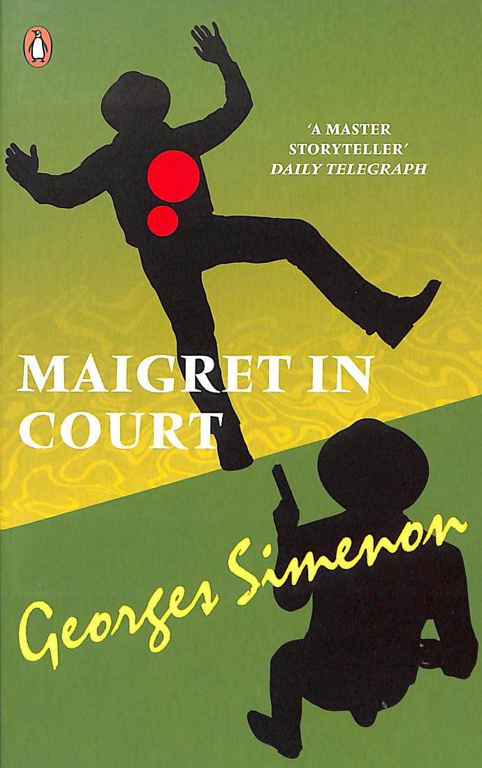Image for Maigret In Court (Penguin Red Classics)