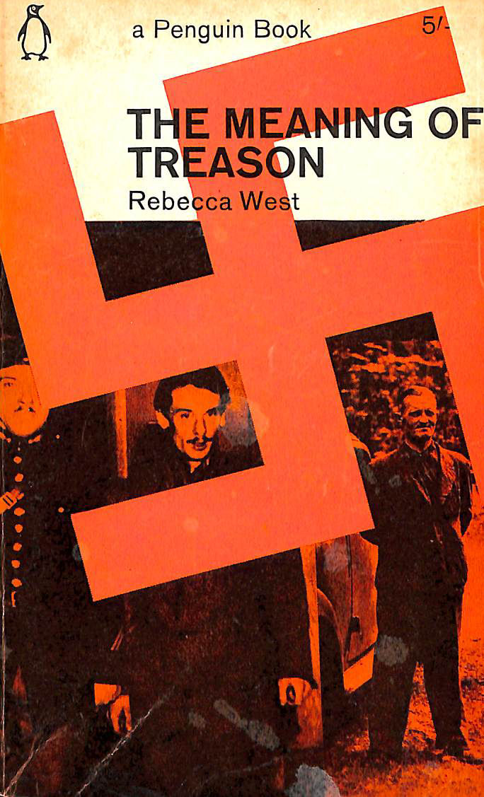 Image for The Meaning Of Treason