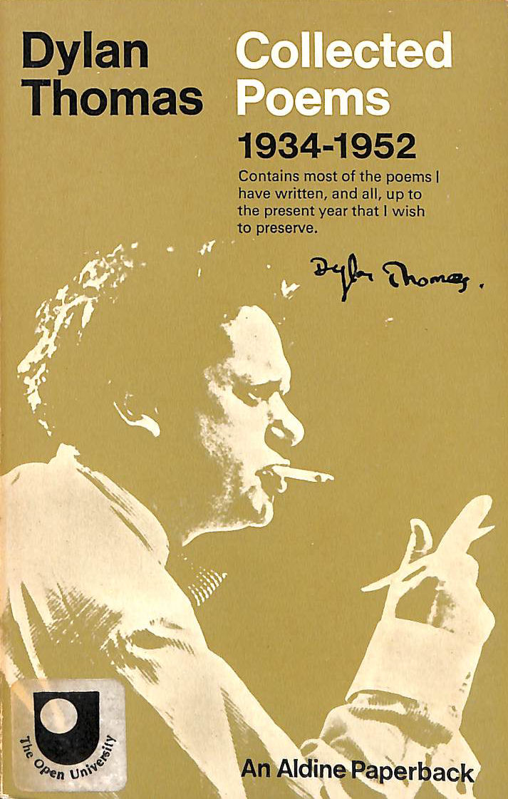 Image for Dylan Thomas Collected Poems: 1934-1952 (Aldine Paperback)