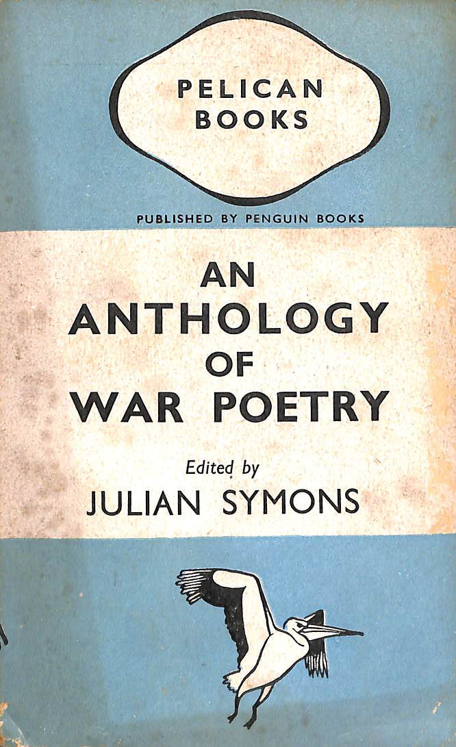 Image for An Anthology Of War Poetry