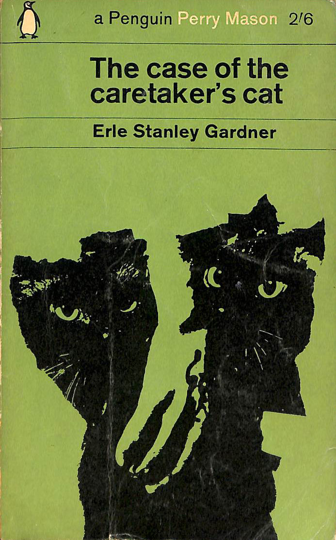 Image for The Case Of The Caretaker'S Cat