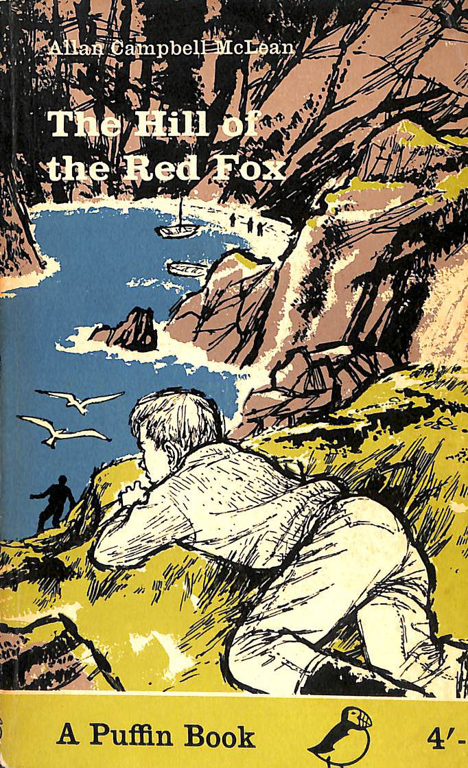 Image for The Hill Of The Red Fox