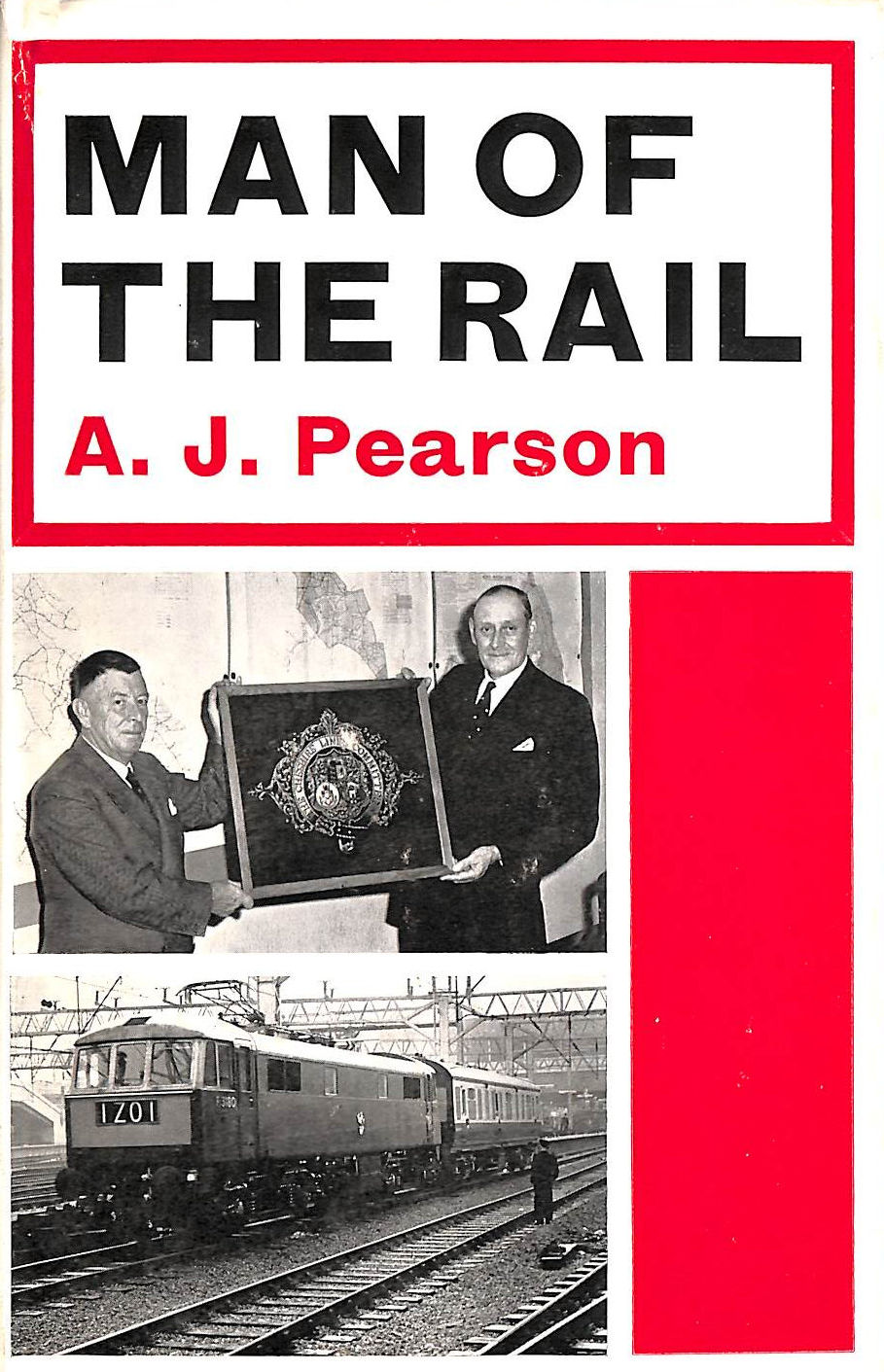 Image for Man Of The Rail