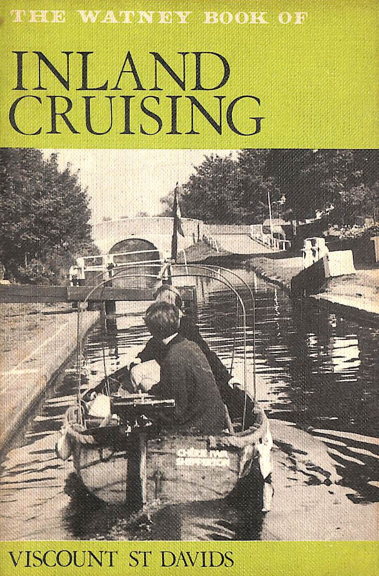 Image for The Watney Book Of Inland Cruising