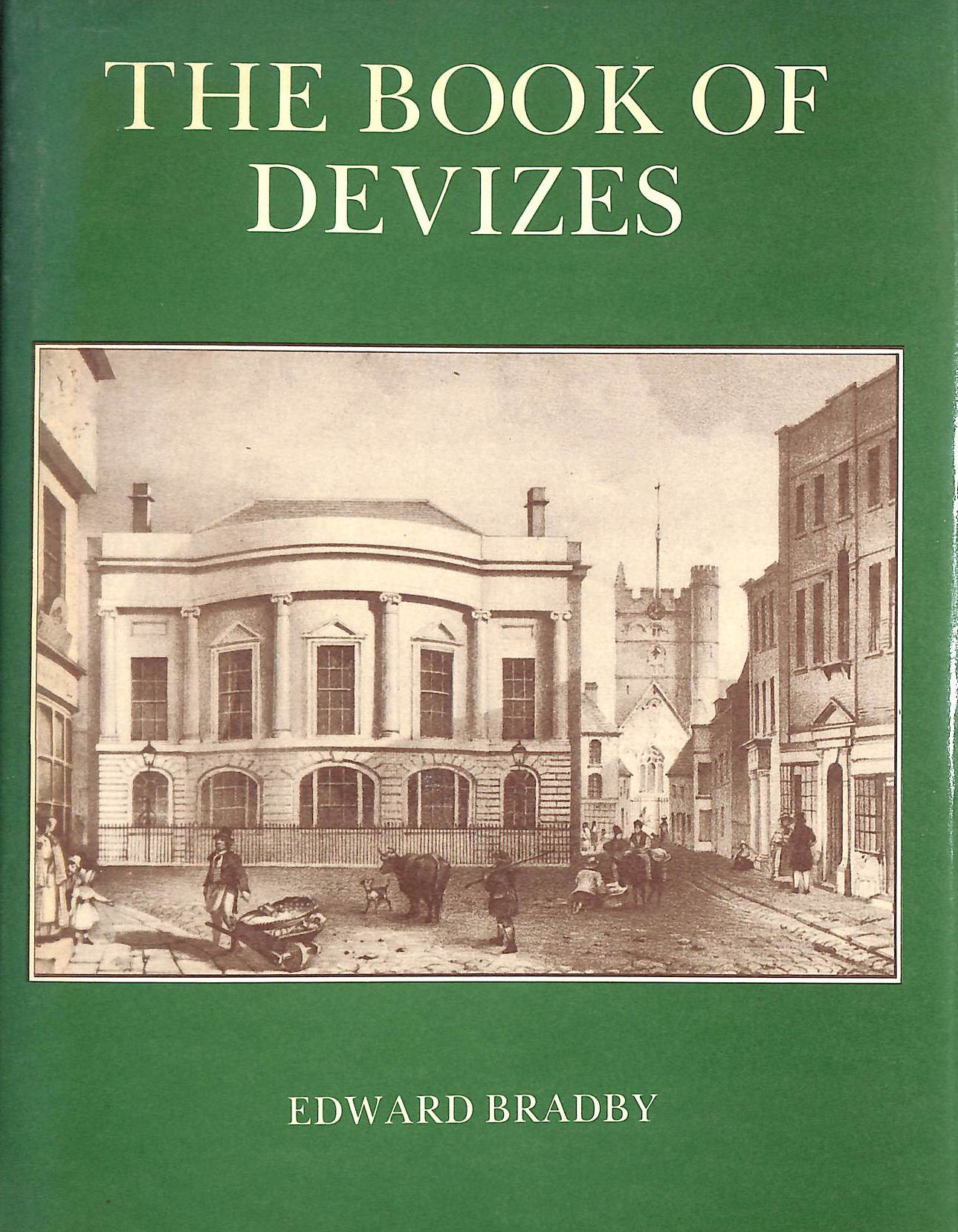 Image for Book Of Devizes (Town Books)