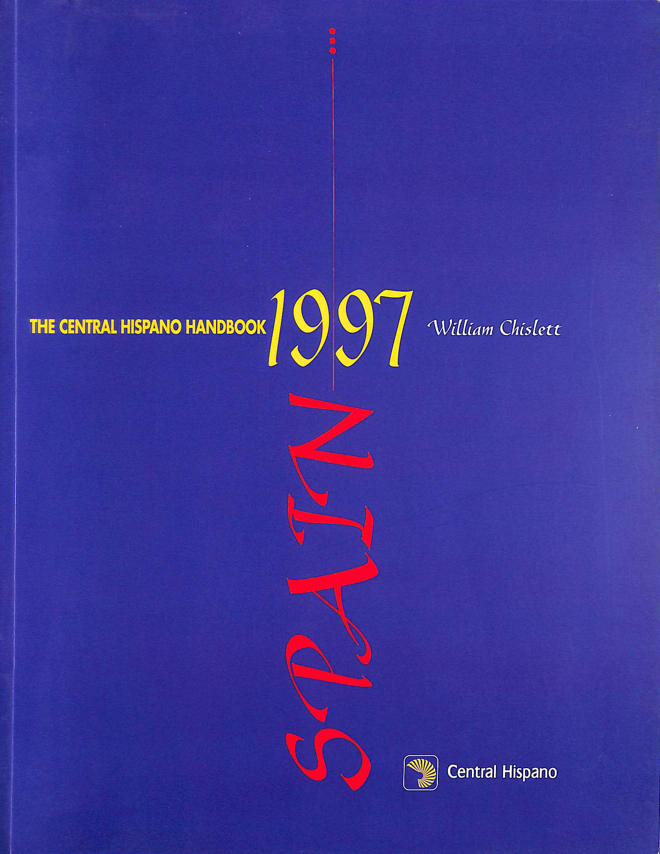 Image for The Central Hispano Handbook, Spain 1997