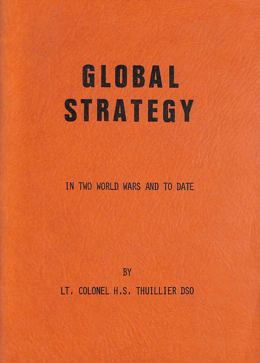 Image for Global Strategy