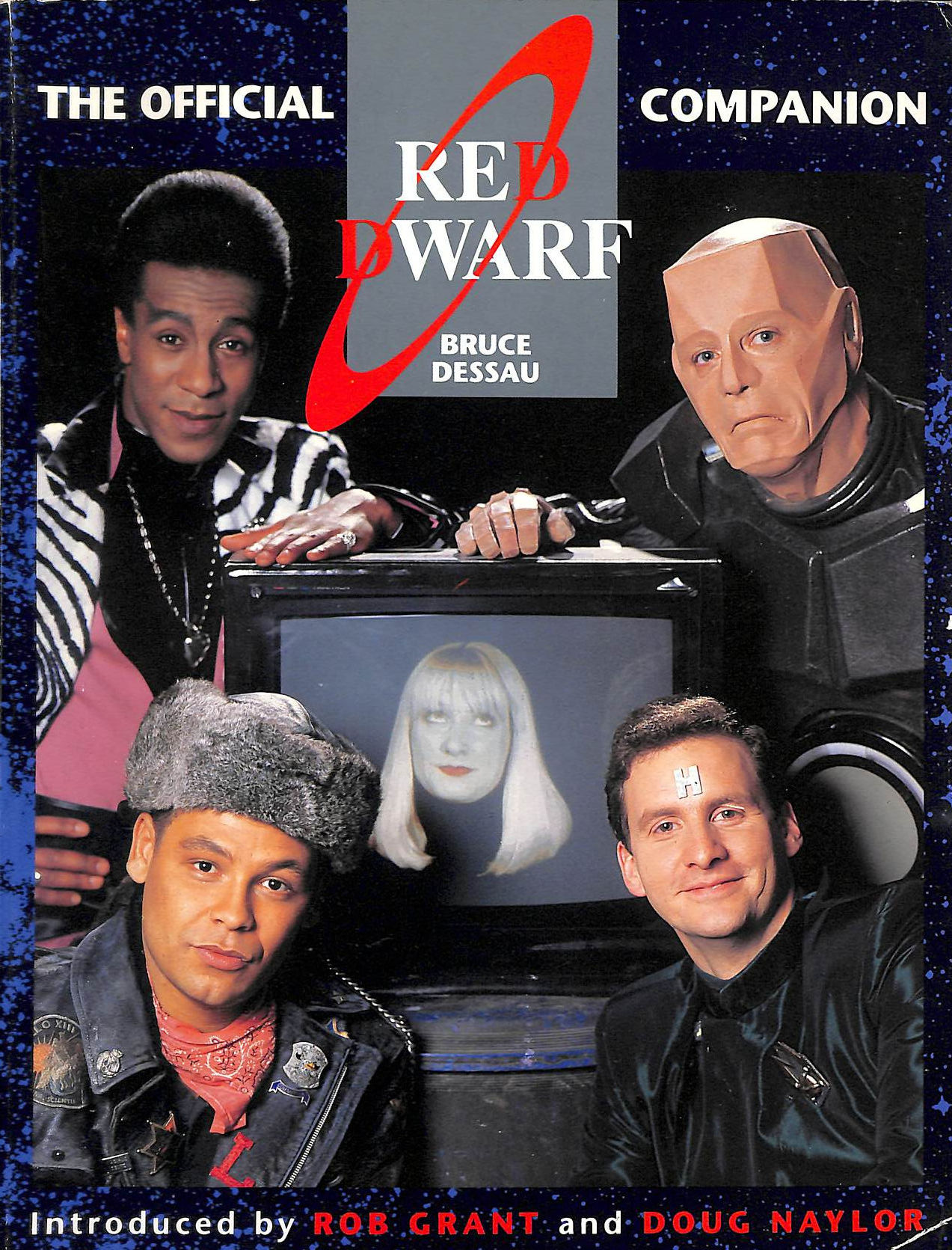 Image for The Official Red Dwarf Companion