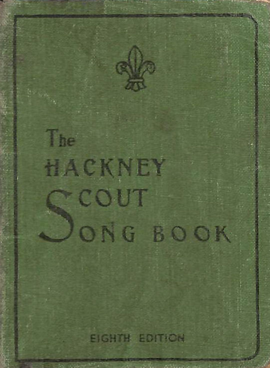 Image for The Hackney Scout Song Book