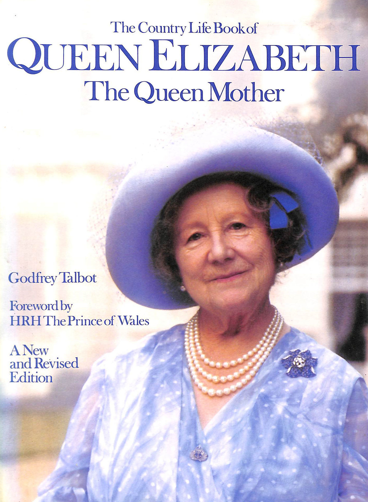 Image for Country Life Book Of Queen Elizabeth, The Queen Mother