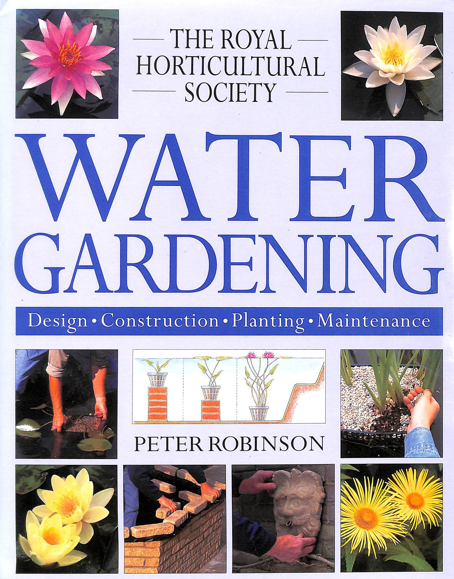 Image for The Royal Horticultural Society Water Gardening (Rhs)