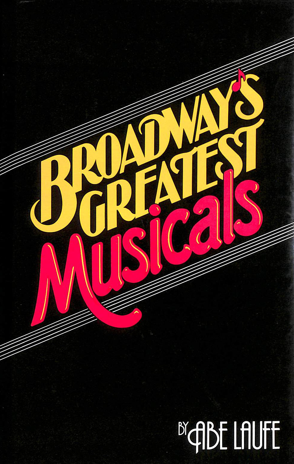 Image for Broadway's Greatest Musicals