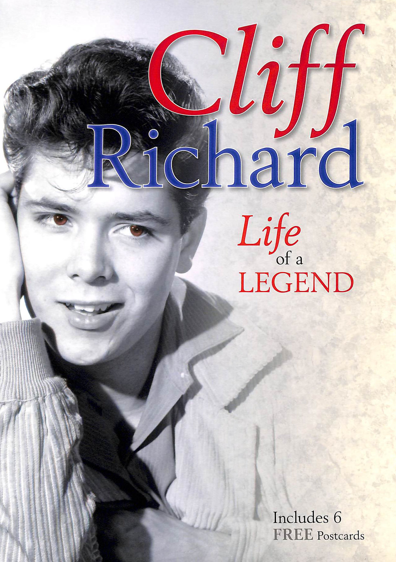 Image for Cliff Richard Poster Print Pack By John Stanley, Music/ Singers Book