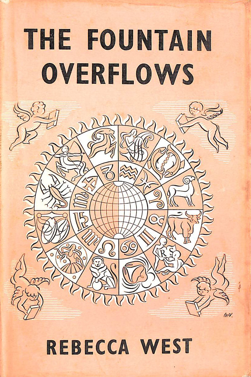 Image for The Fountain Overflows