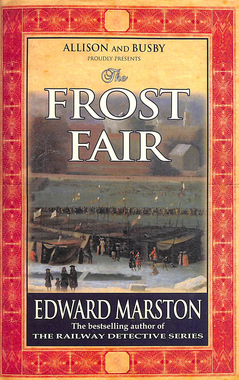 Image for The Frost Fair (Christopher Redmayne Mystery 4)