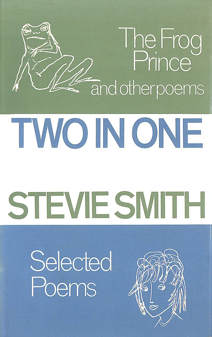 Image for Two In One:Selected Poems And Frog Prince And Other Poems