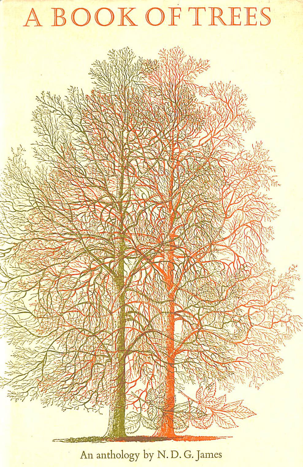 Image for Book Of Trees