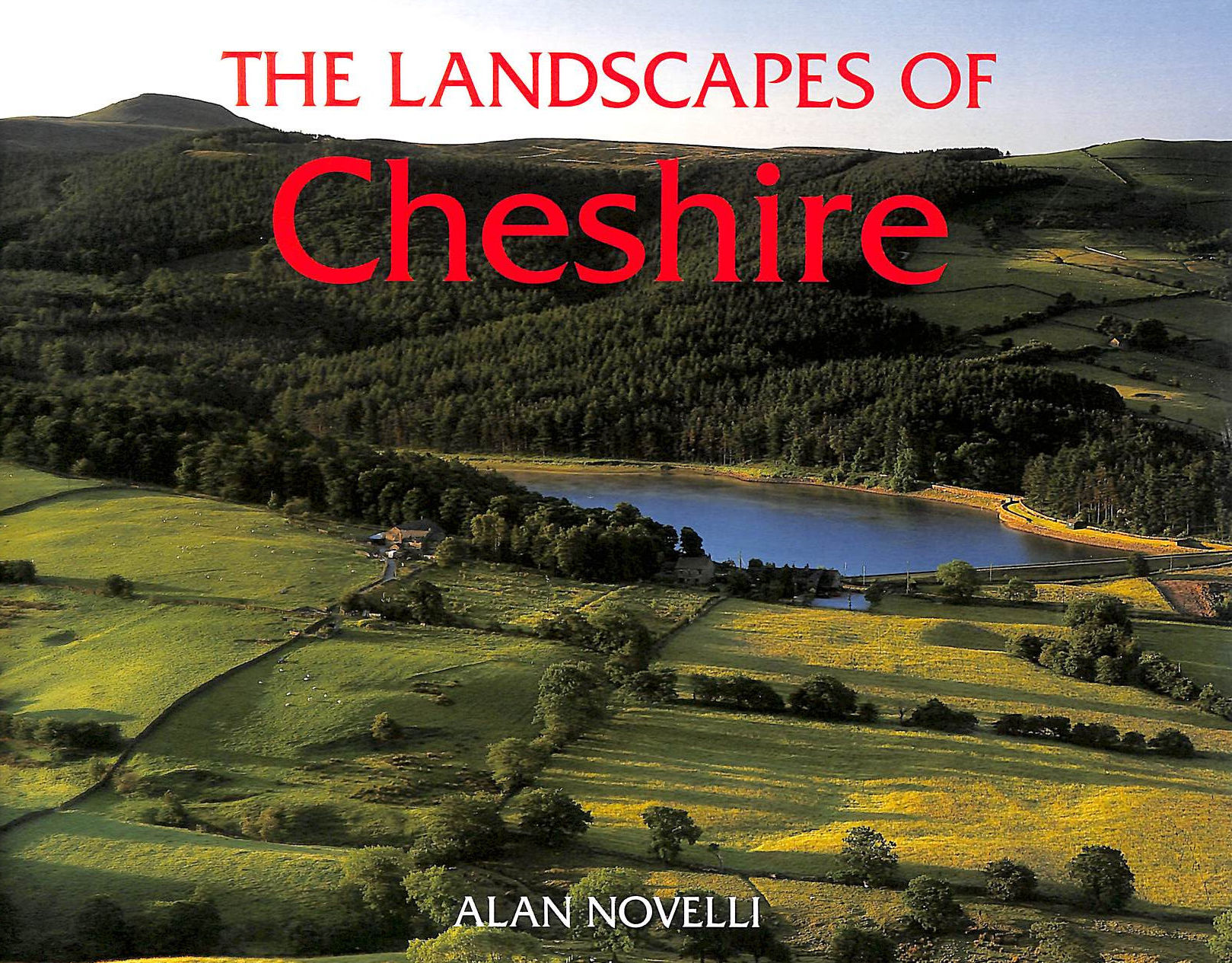 Image for The Landscapes Of Cheshire (County Landscapes S.)