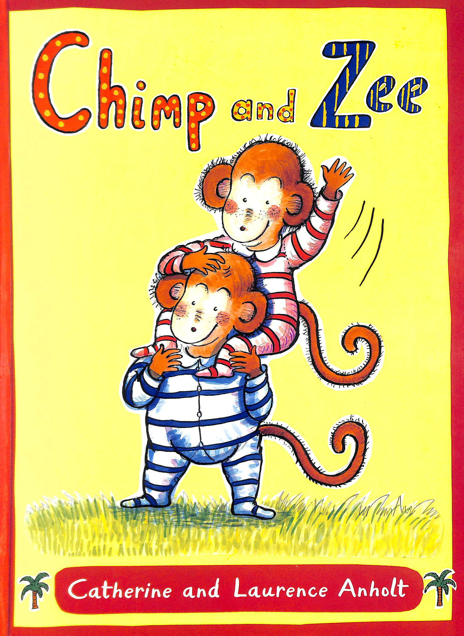 Image for Chimp And Zee (Chimp & Zee)