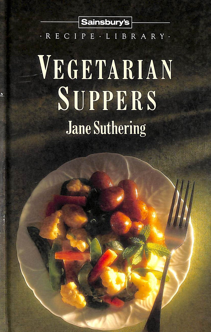 Image for Vegetarian Suppers (Sainsbury Recipe Library)