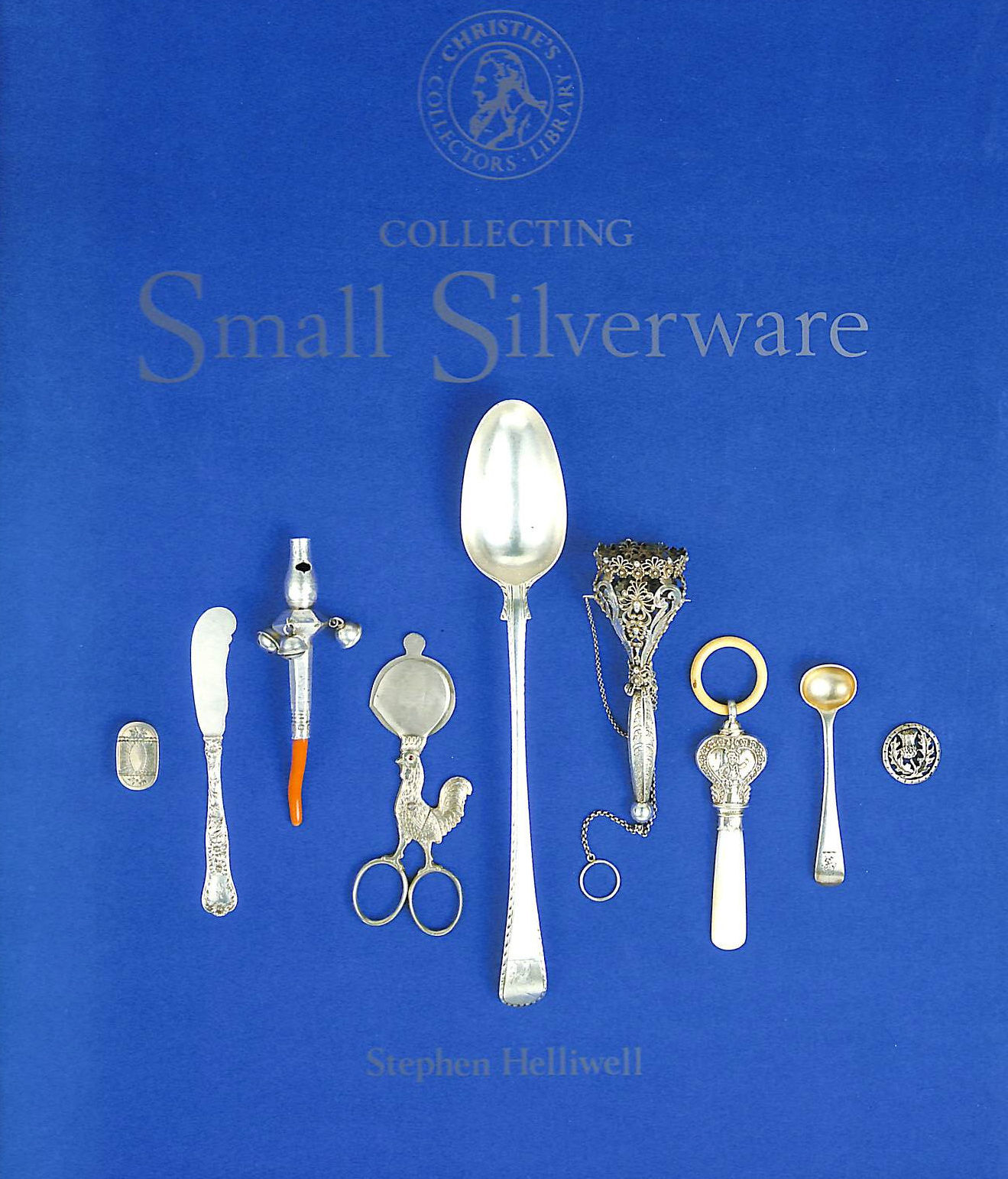 Image for Collecting Small Silverware