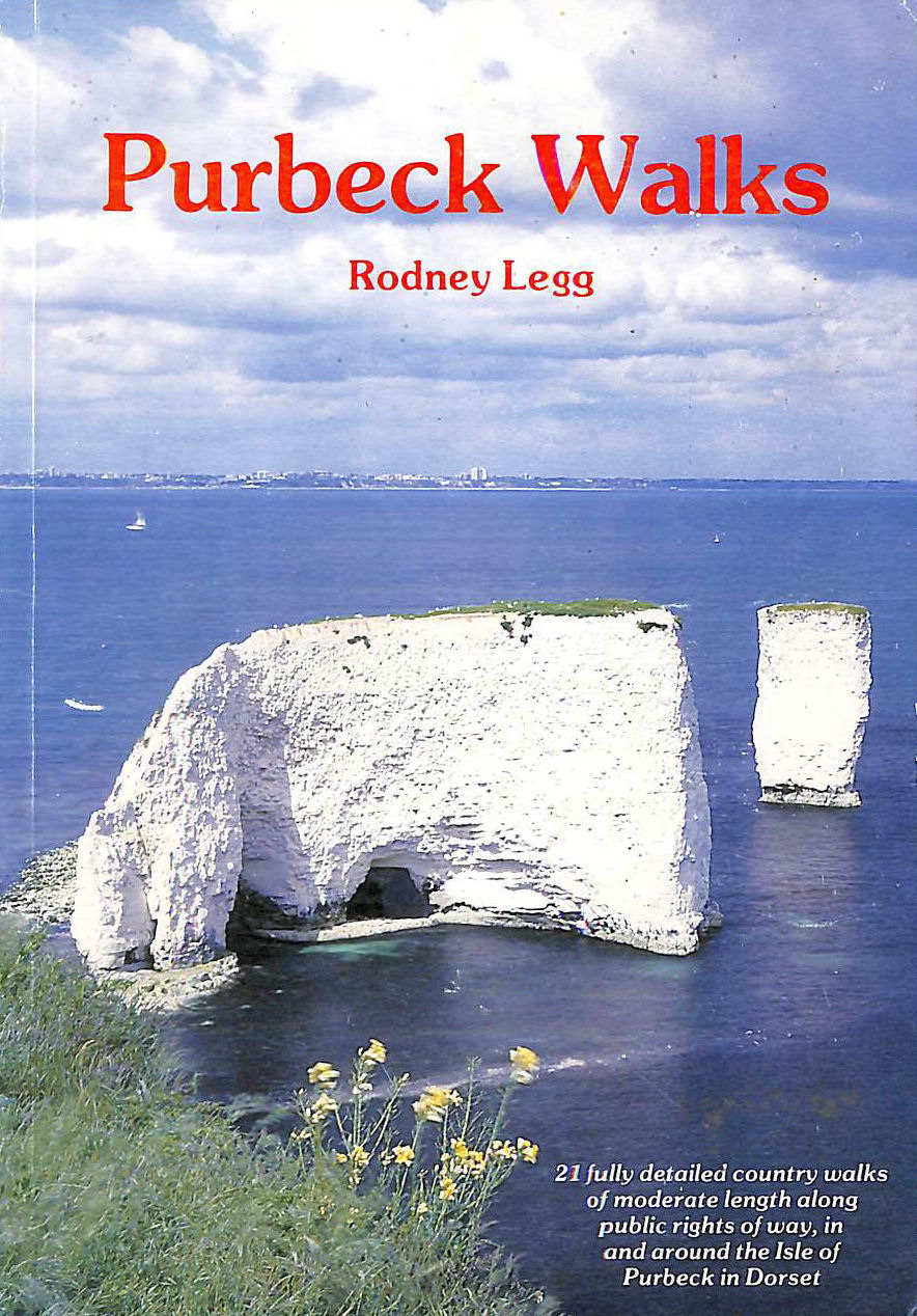 Image for Purbeck Walks: 21 Country Walks On Public Paths In The Isle Of Purbeck, Dorset
