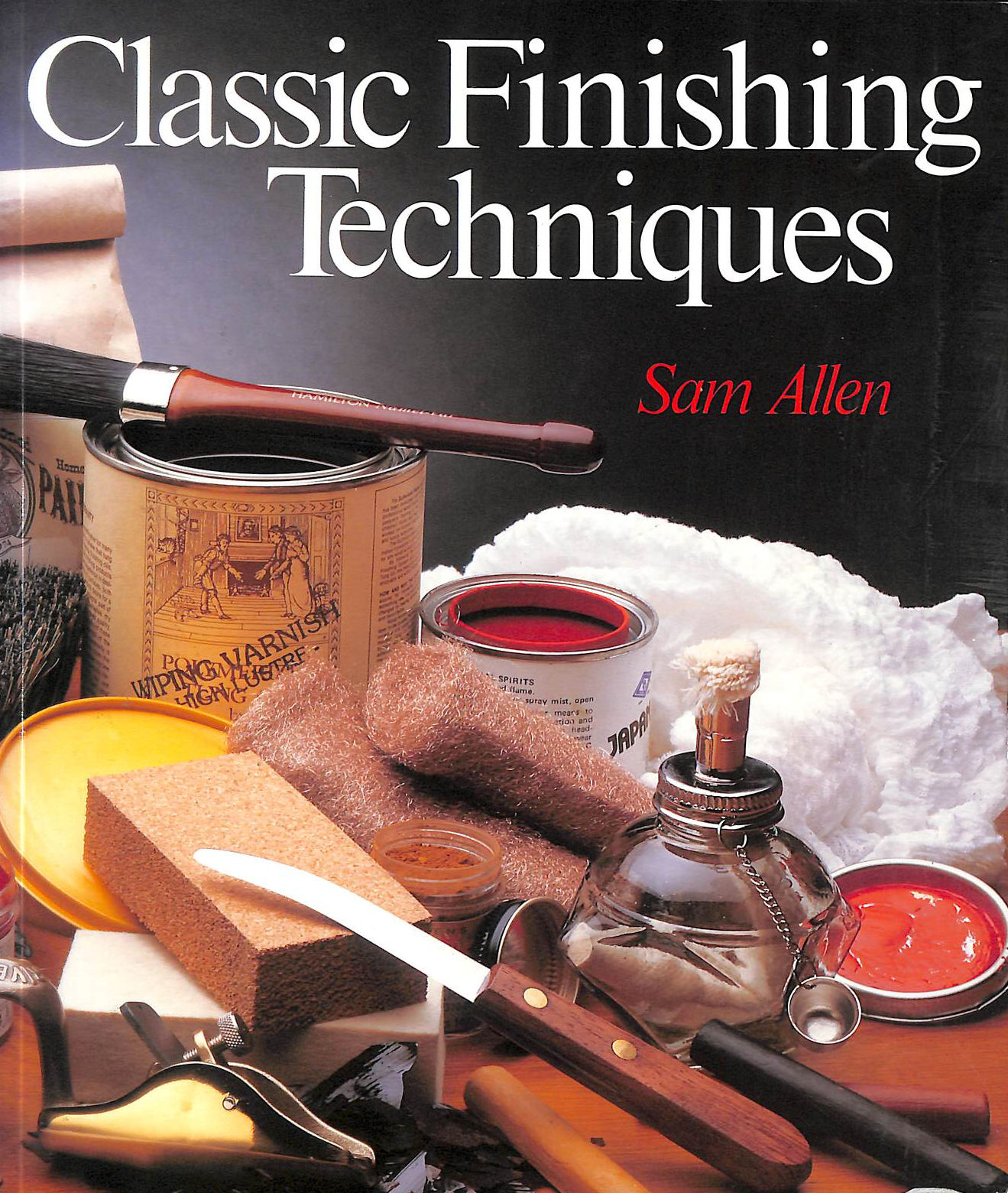 Image for Classic Finishing Techniques