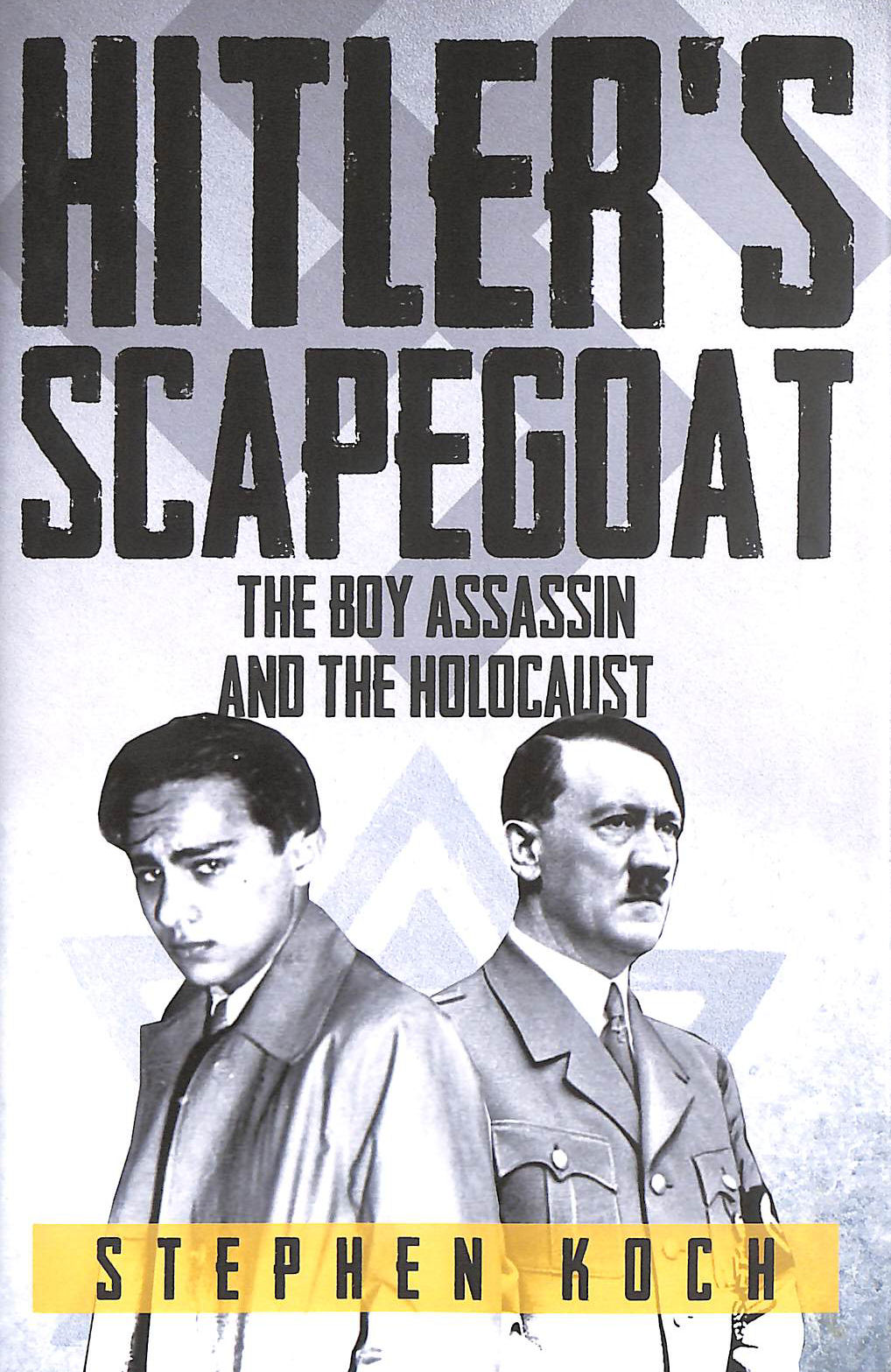 Image for Hitler's Scapegoat: The Boy Assassin And The Holocaust