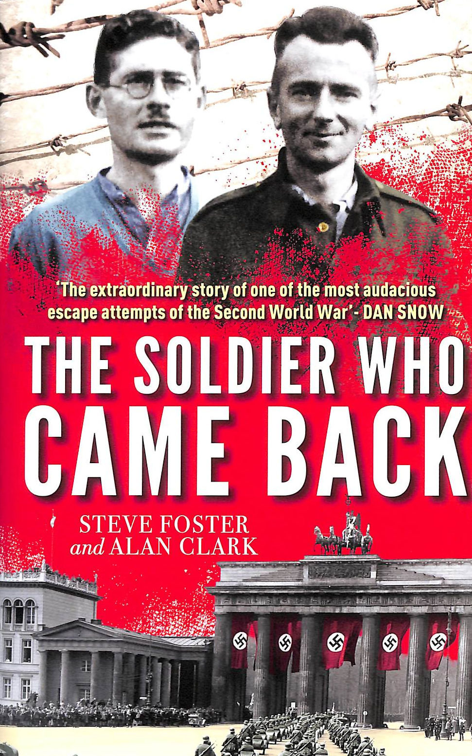 Image for The Soldier Who Came Back