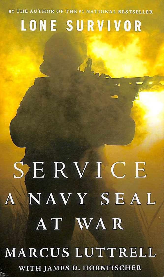 Image for Service: A Navy Seal At War