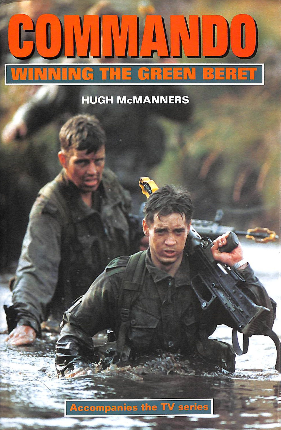 Image for Commando: Winning The Green Beret