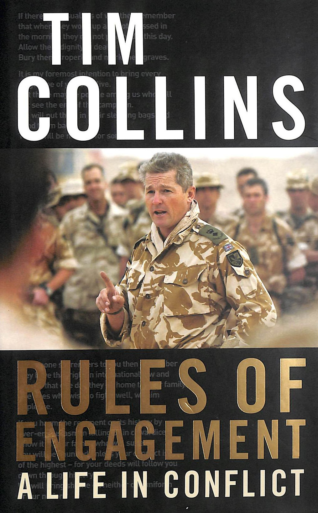 Image for Rules Of Engagement: A Life In Conflict