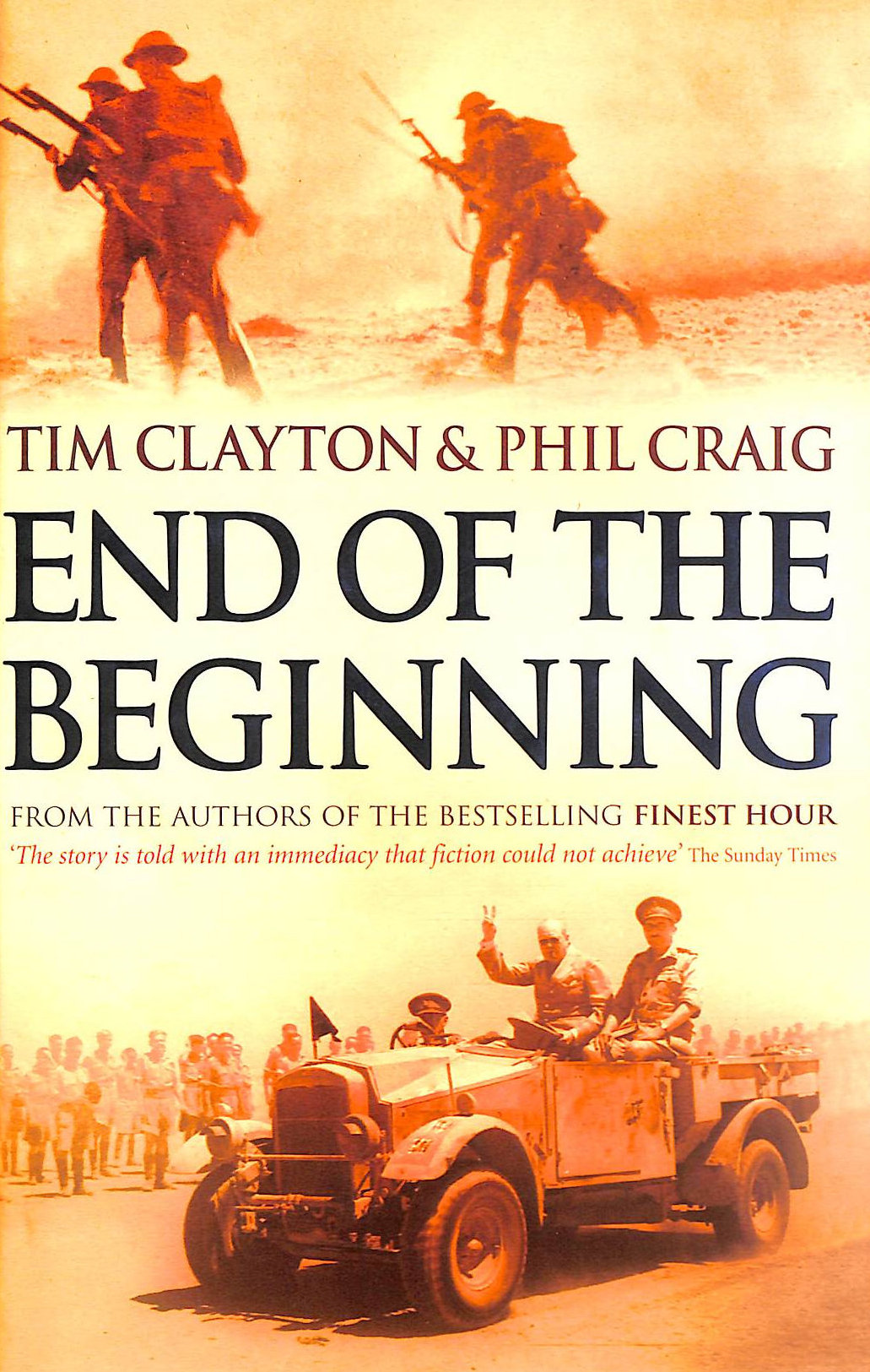 Image for End Of The Beginning