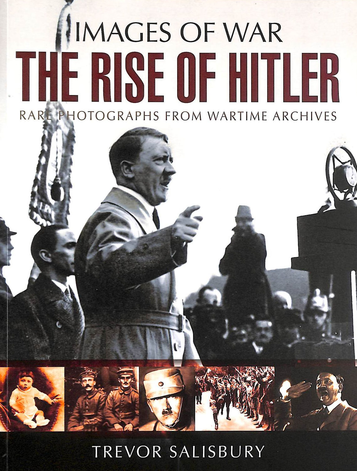 Image for The Rise Of Hitler Illustrated