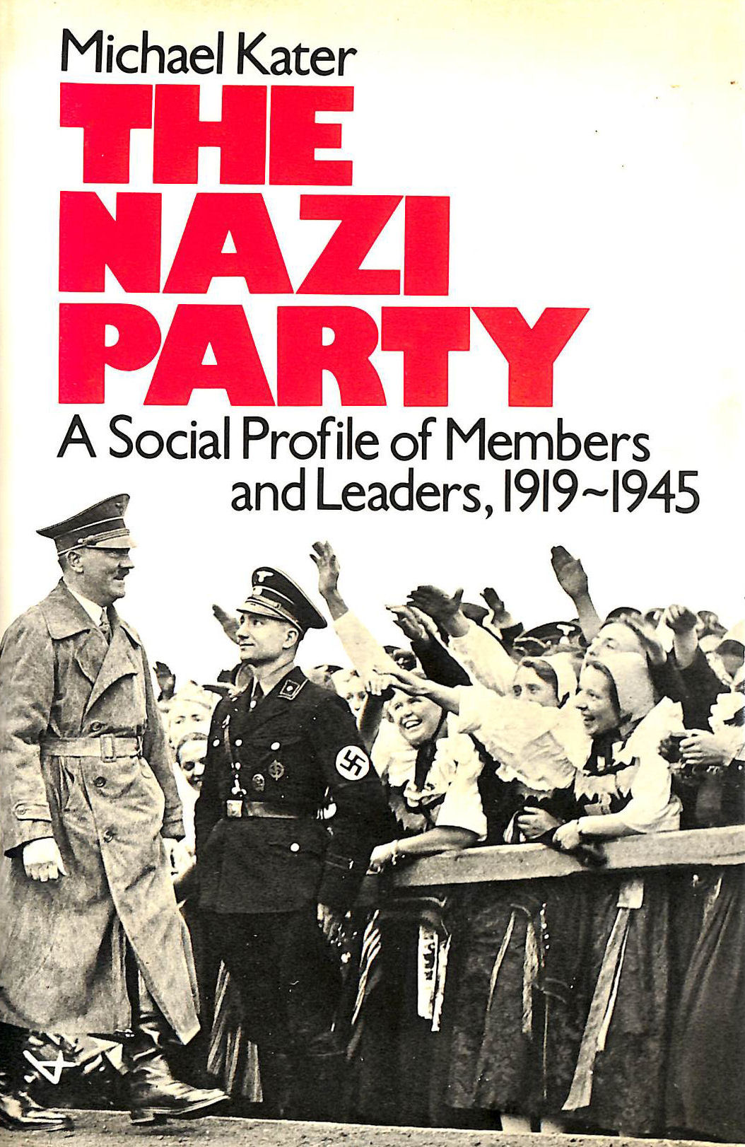 Image for The Nazi Party