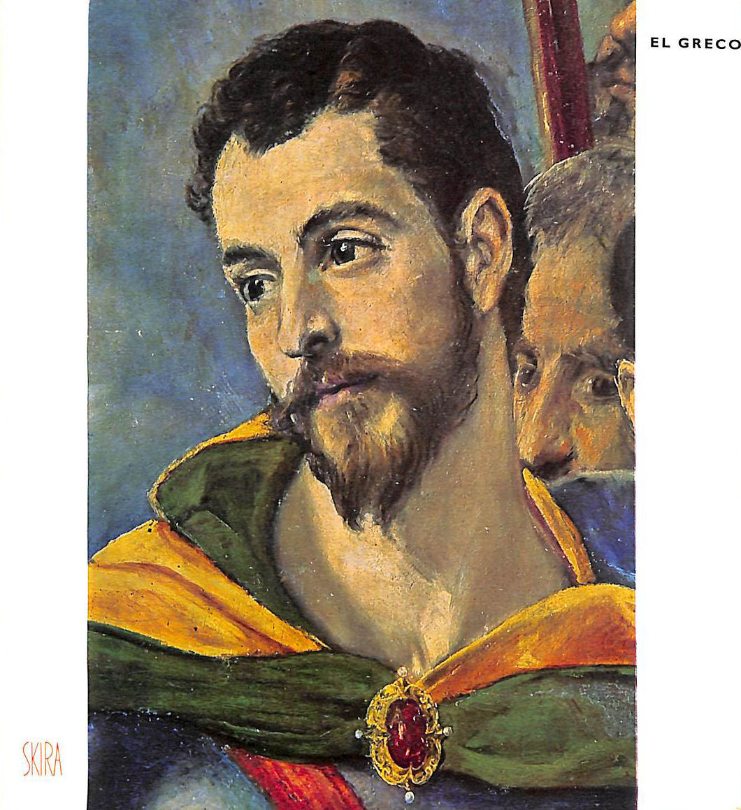 Image for El Greco: Biographical And Critical Study (The Taste Of Our Time, Volume 15)