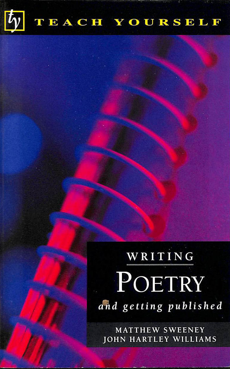 Image for Teach Yourself Writing Poetry (Teach Yourself (Mcgraw-Hill))
