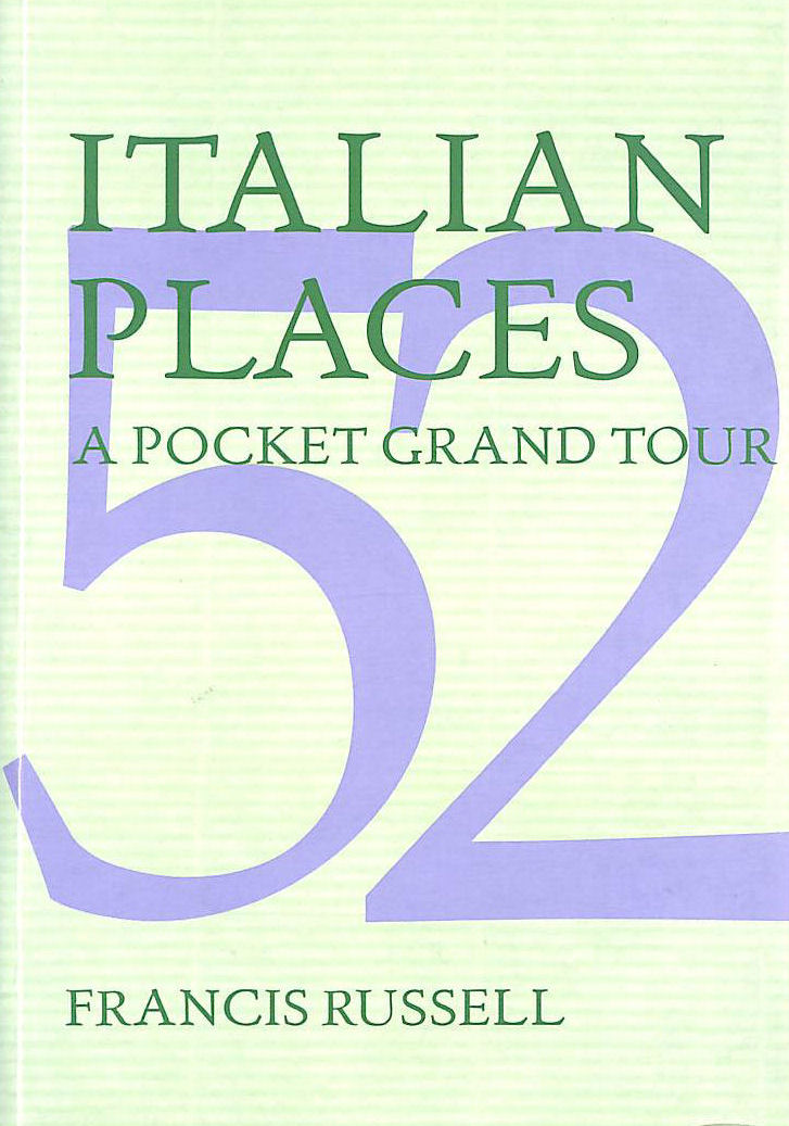 Image for 52 Italian Places: A Pocket Grand Tour