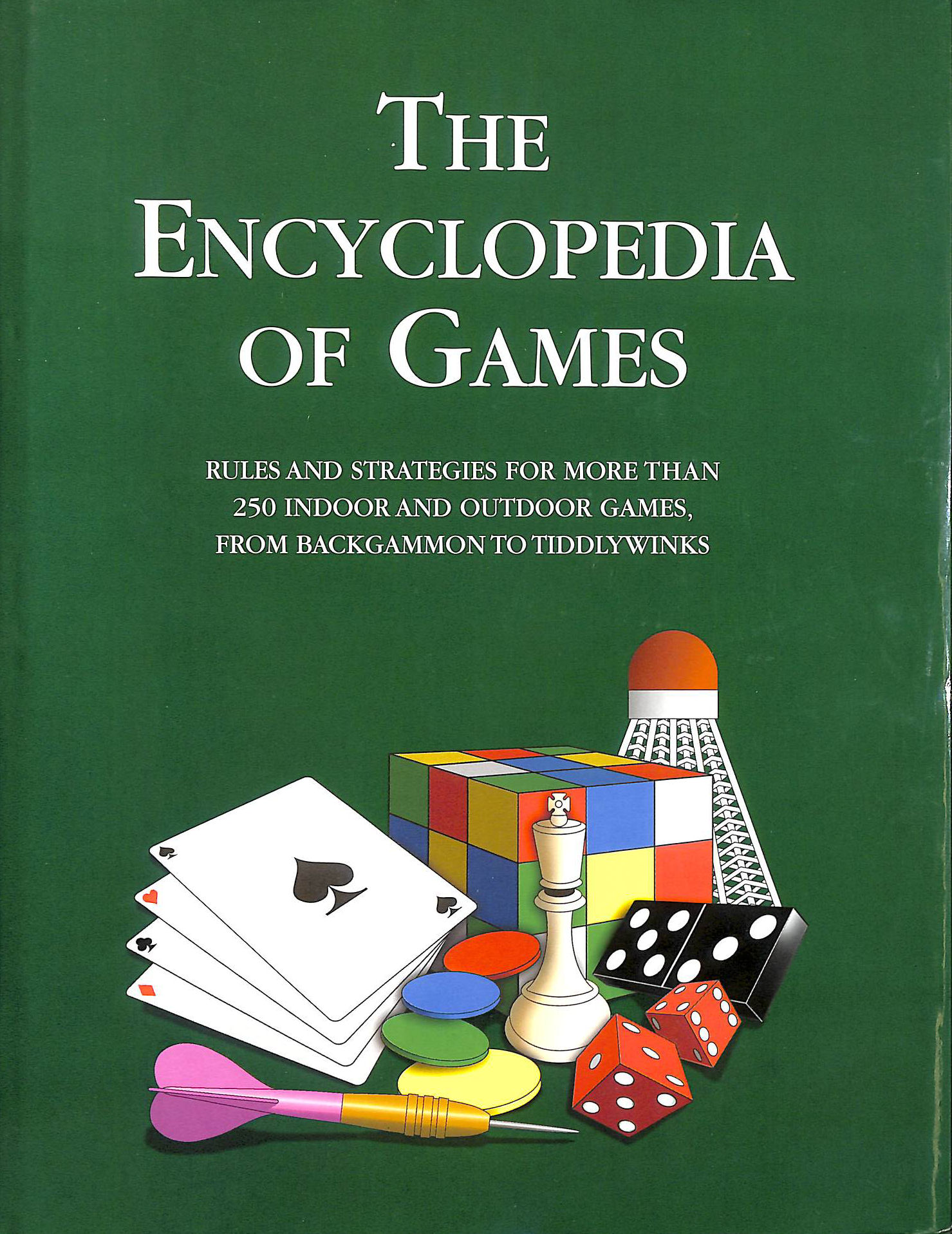 Image for Encyclopaedia Of Games (Encyclopedia)