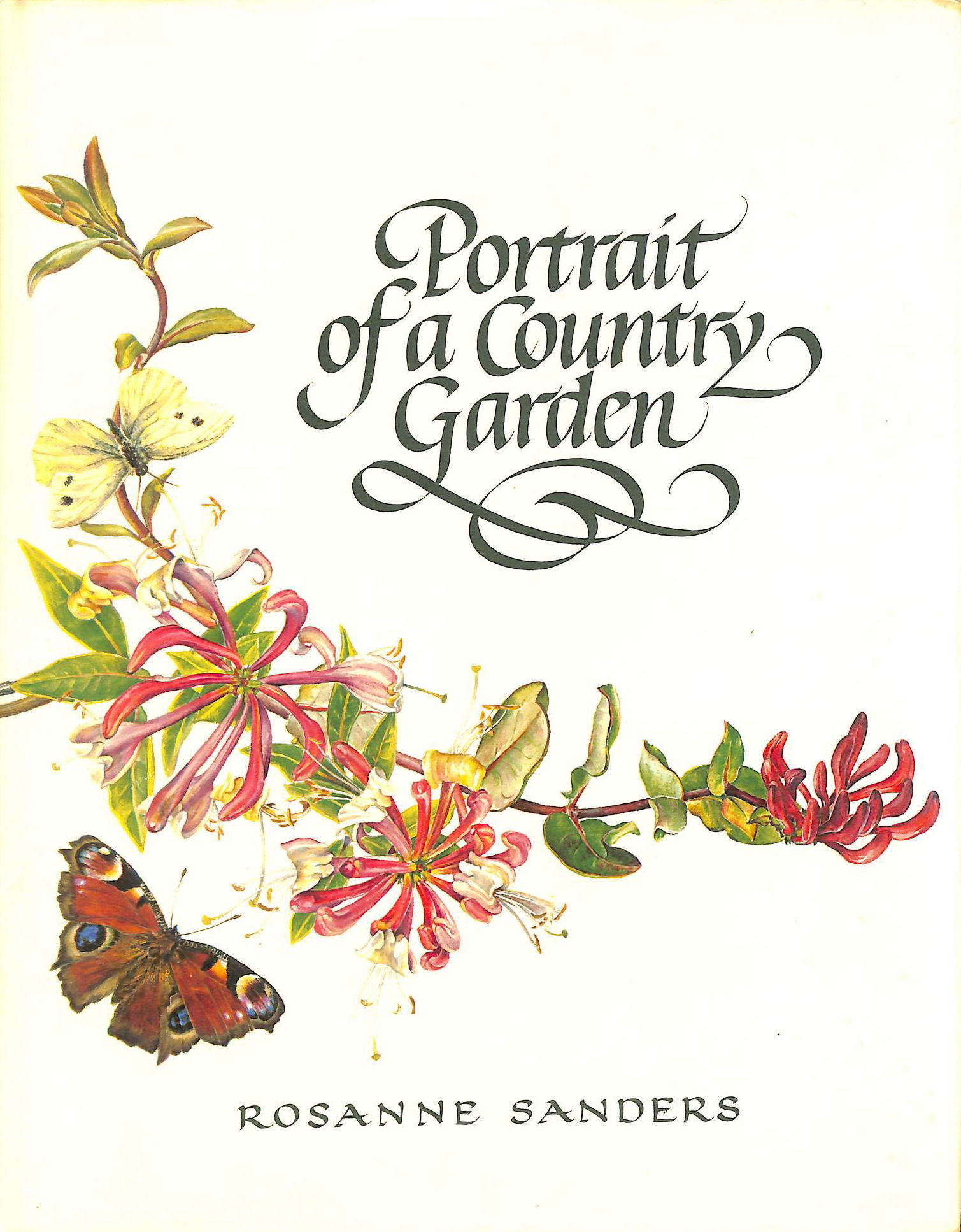 Image for Portrait Of A Country Garden