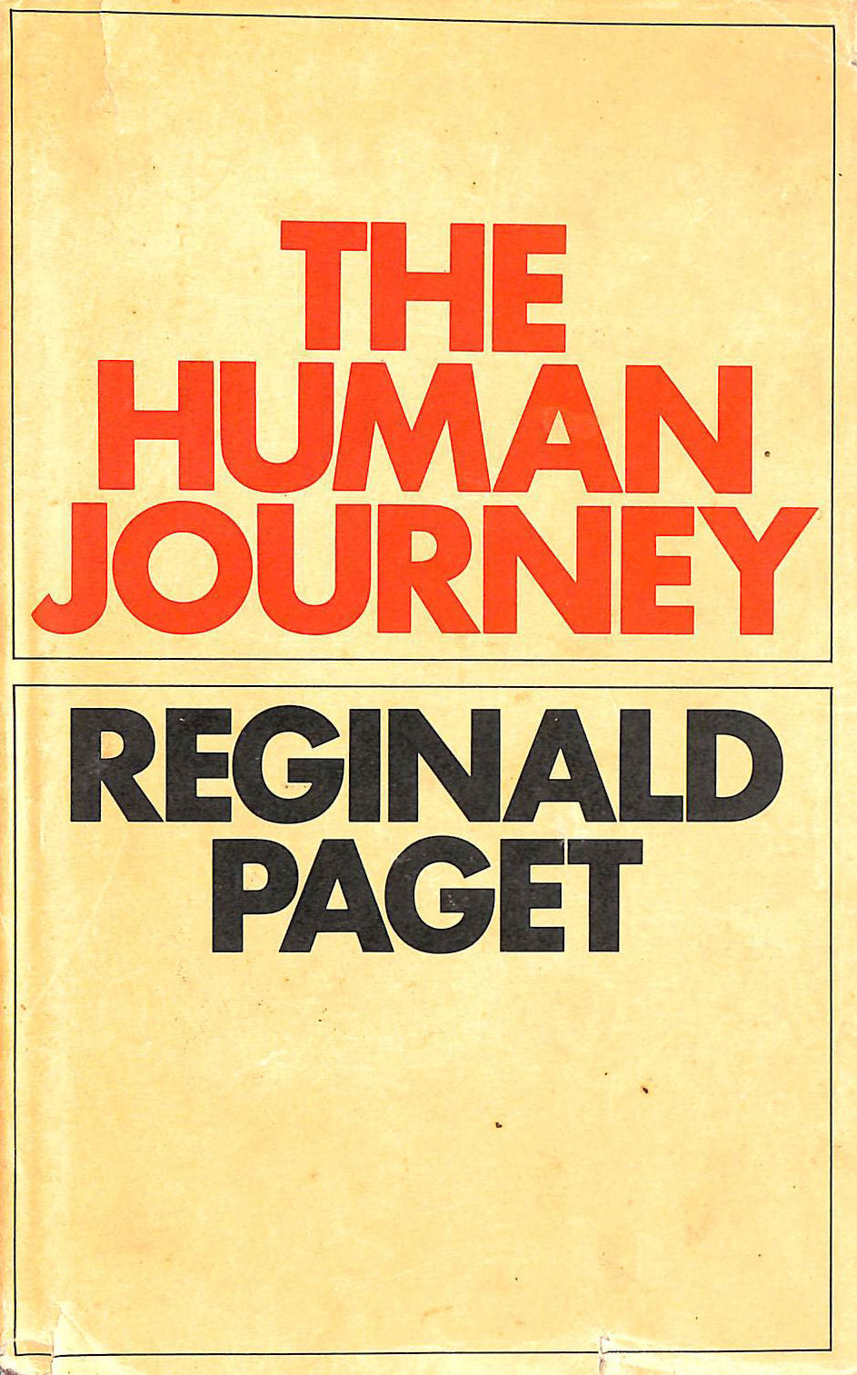 Image for Human Journey
